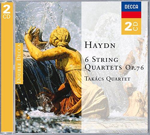 Haydn: Six String Quartets, Op...