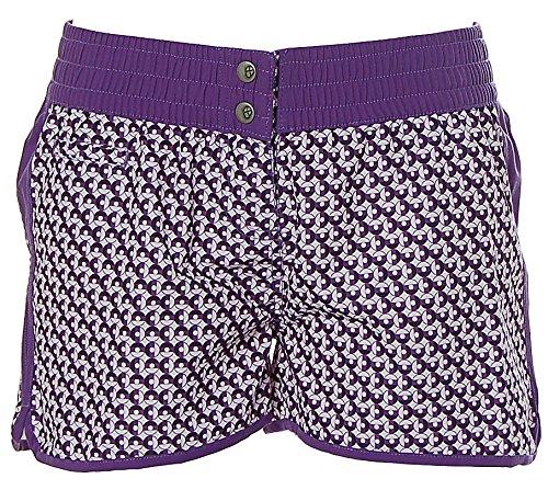 Protest Damen Badeshorts Boardshorts Strandshorts Shorts -Emmy- Violett