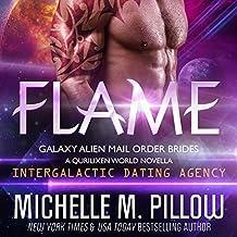 Flame: A Qurilixen World Novella: Intergalactic Dating Agency: Galaxy Alien Mail-Order Brides, Book 2