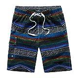 BBestseller Shorts de Corte Slim para Hombre, bañador de natación de...
