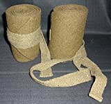 Britische WW1 langen Kitte / Bein Riemen Puttees