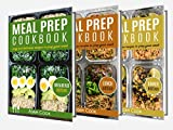 #1: Meal prep: the cookbook guide 3 books in 1: breakfast edition, lunch edition and dinner edition