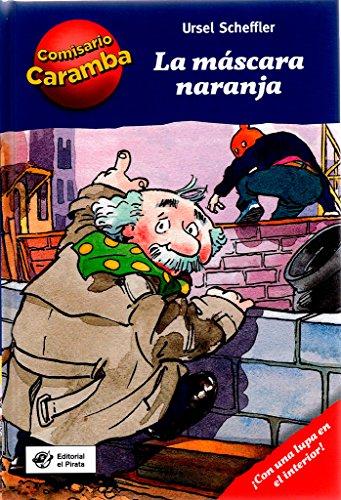 La máscara naranja (Libros de detectives, Band 2)