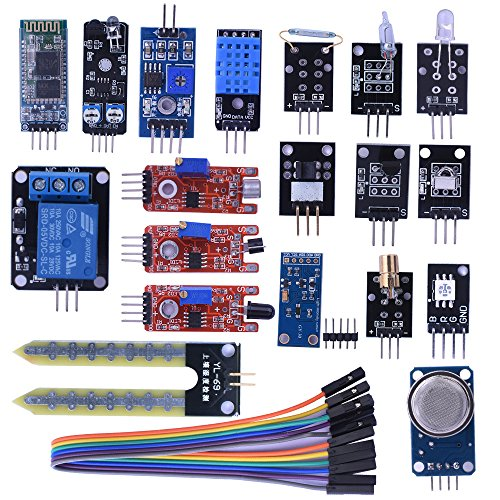 kuman-nuevo-20-in-1-mdulos-de-sensor-learning-kit-with-hc06-mdulo-sensor-de-bluetooth-for-arduino-un