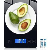 Balance de Precision 0.01g, Homever 15kg Balance de Cuisine Professionnelle avec Écran LCD, Petite Balance de Bijoux…