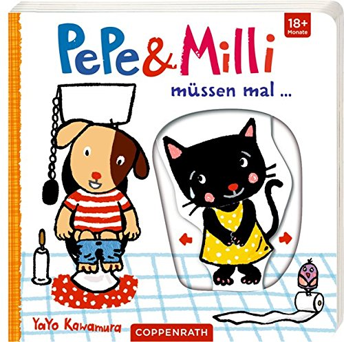 Preisvergleich Produktbild Pepe & Milli müssen mal ...