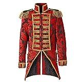 Widmann 59364 - Herren Frack Jacquard Parade kostüm, XL
