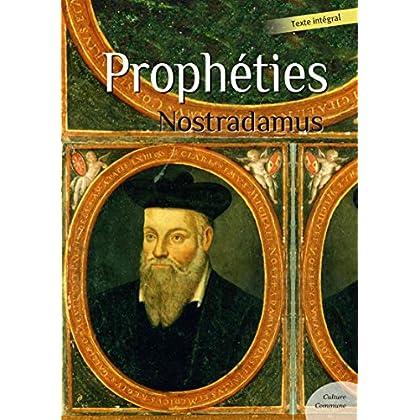 Prophéties de Nostradamus (Les grands classiques Culture commune)
