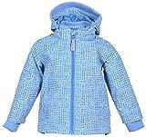 mikk-line Baby-Jungen Jacke Nylon Sommerjacke (Wassersäule 5.000), Mehrfarbig (Parisian Blue 209), 92