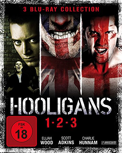 Bild von Hooligans Box [3 Blu-rays]