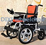 Foldable Electric Wheelchair Dixi 16 inch 10 inch folding electric wheelchair foldable power wheelchair