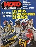 moto journal N ° 598 essai honda 650 silver wing.les defis du GP de france.premier...