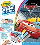 Crayola - Kit Color Wonder Cars 3 - Coloriage magique - 256295.006