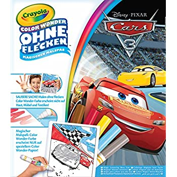 Crayola Color Wonder - PJ Masks Peluche, 12817.5100