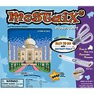 Kidicraft Mostaix Ribbon - Kit creativo da tavola, Serie Taj Mahal (argento)