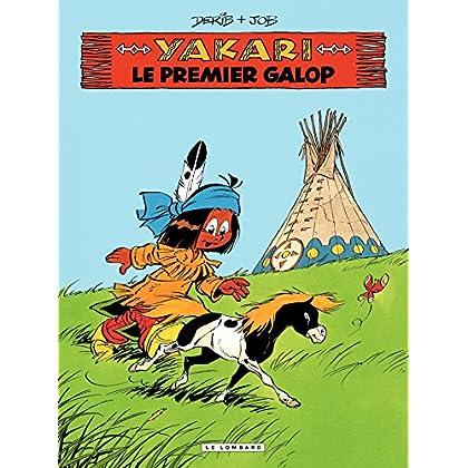 Yakari - Tome 16 - Premier galop (Le)