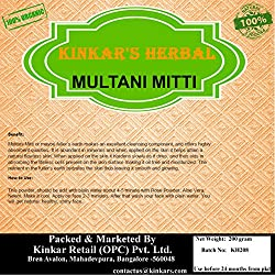 Kinkars Herbal Multani Mitti Powder 200 gram