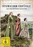 Sturm der Gefühle - Das Leben der Brontë Schwestern - Mit Finn Atkins, Charlie Murphy, Chloe Pirrie, Jonathan Pryce, Adam Nagaitis
