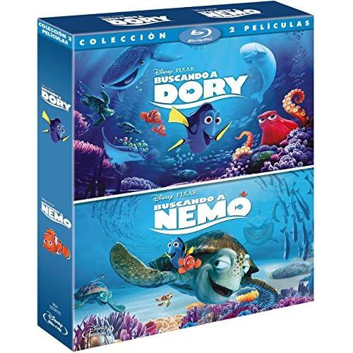 Buscando A Nemo: Buscando A Dory [Blu-ray] 5