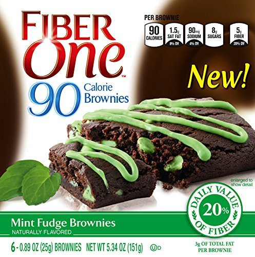 fiber-one-90-calorie-soft-baked-bars-mint-fudge-brownie-6-bars-534-oz-by-fiber-one-snacks