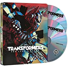 Transformers The Last Knight Steelbook Limited Edition 2D Only Disk Steelbook Region Free Import