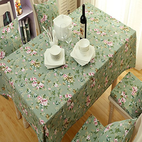 powerlead-dining-group-shimmer-fabric-tablecloth-90140cm