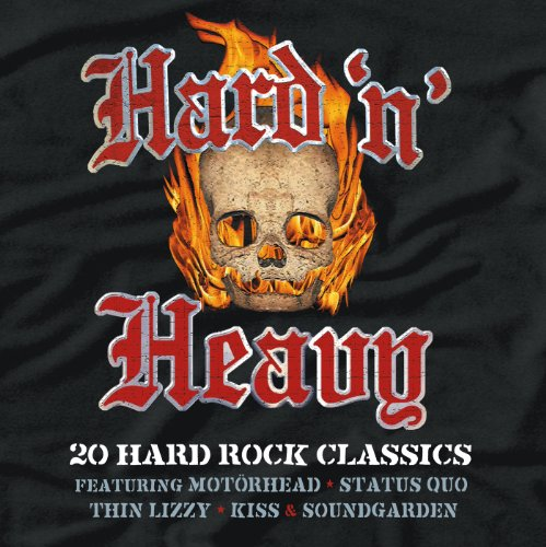 Hard 'N' Heavy - 20 Hard Rock ...