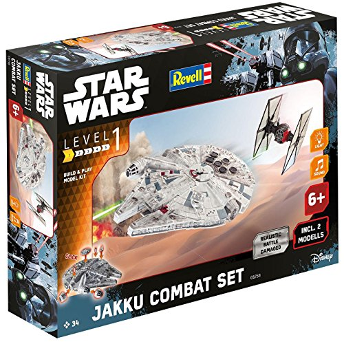 Revell- Star Wars Kit Modelo, (6758)