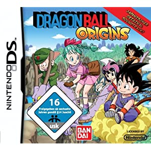 Dragonball Origins