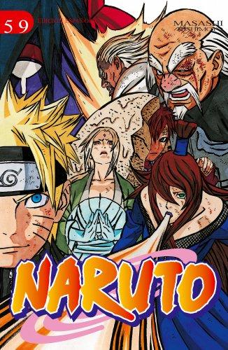 Naruto nº 59/72 (EDT) por Masashi Kishimoto