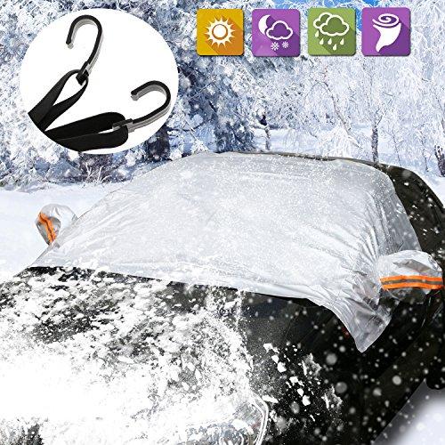 WisFox-Protezione-parabrezza-antighiaccio-Invernale-Anti-Gelo-impermeabile-Pieghevole-Anti-UV-copri-parabrezza-anti-graffio-Robusto-Copriauto-per-auto-per-la-maggior-parte-dei-veicoli-240-x-150-CM