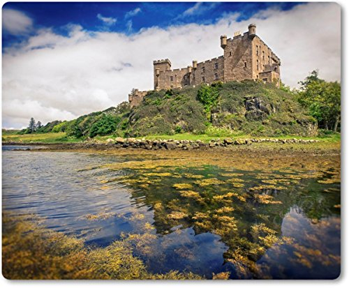 Mouse Mat [06] Scotland Dunvegan Castle Isle Of Skye