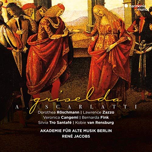 Griselda, Op. 114, Atto Secondo, Scena 15, 16 & 17: Recitativo. Ecco Otton (Griselda, Ottone, Corrado, Gualtiero, Costanza) Ecco Berlin