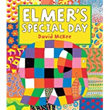 Elmer's Special Day (Elmer Picture Books)
