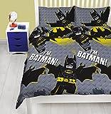 The Lego Batman Movie Bettwäsche-Set, Design I´m Batman, Doppelbettgröße