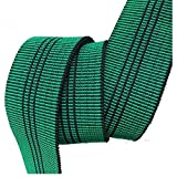 Cinghia Elastica Tappezzeria 80 mm Cinghie, Qualità per Sedili Divani, 25 Metri