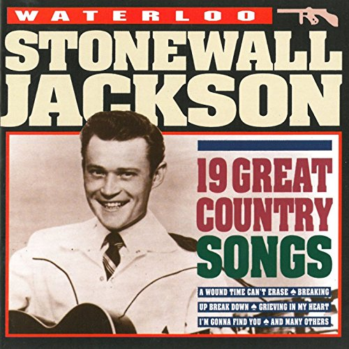 Waterloo - 19 Great Country Songs (Stonewall Jackson Mp3 Musik)