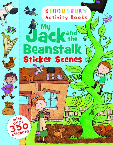 My Jack and the Beanstalk Sticker Scenes (Bloomsbury Activity Books)