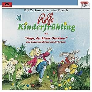Rolfs Kinderfrühling Rolf Und Seine Freunde Zuckowski Amazonde