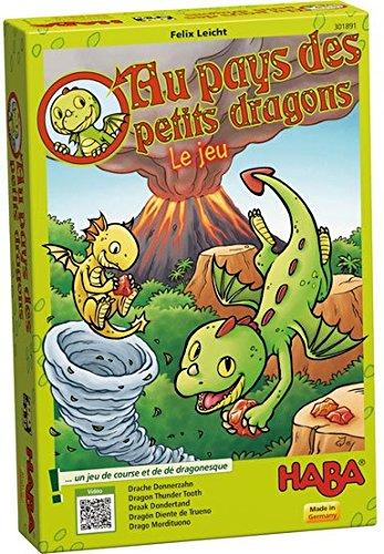 HABA - Au Pays des Petits Dragons le Jeu, 301891