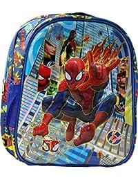 9a35c04019 Free KartsHiTech™ Lead Pencil MRP Rs.99 with KartsHiTech™ Spider Man School  Bag