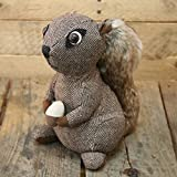 Squirrel Fabric Doorstop ~ Beautiful Brown Squirrel Door - Best Reviews Guide