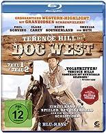 Doc West - Teil 1 & Teil 2 (Doc West - Nobody ist zurück / Doc West - Nobody schlägt zurück) [Blu-ray] [2 Blu-rays] hier kaufen