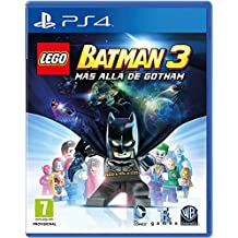Videojuego para la Play Station 4 de Lego (Batman 3 - M�s alla de Gotham)