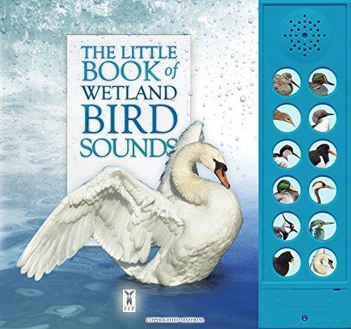 The Little Book of Wetland Bird Sounds (Sound Books) por Andrea Pinnington