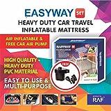 Maa Gaytri Sarees Drive Travel Car Travel Inflatable Mattress