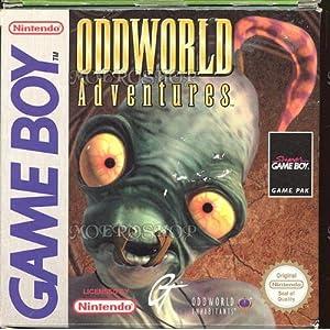 Oddworld adventures – Game Boy – PAL