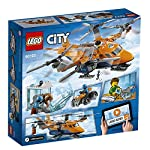 Lego-City-Arctic-Air-Transport-60193-Kit-di-Costruzione-277-Pezzi