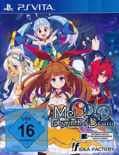 MeiQ:Labyrinth of Death Spiel für Konsole [PlayStation Vita]