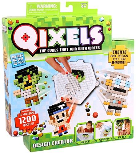 Qixels Design Creator Toy